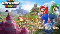 Super Nintendo World öffnet auch außerhalb von Japan