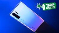 Genialer Handyvertrag: Huawei P30 Pro + Tablet gratis + 20 GB LTE für 35 €/Monat