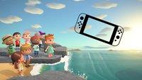 Nintendo Switch erscheint im hübschen Animal-Crossing-Design