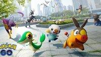 Pokémon GO: Alle Gen-5 Pokémon fangen - Fundorte