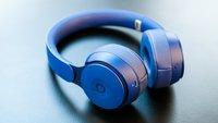 Beats Solo Pro mit ANC im Test: Apple-Technik auf den Ohren – nicht in den Ohren