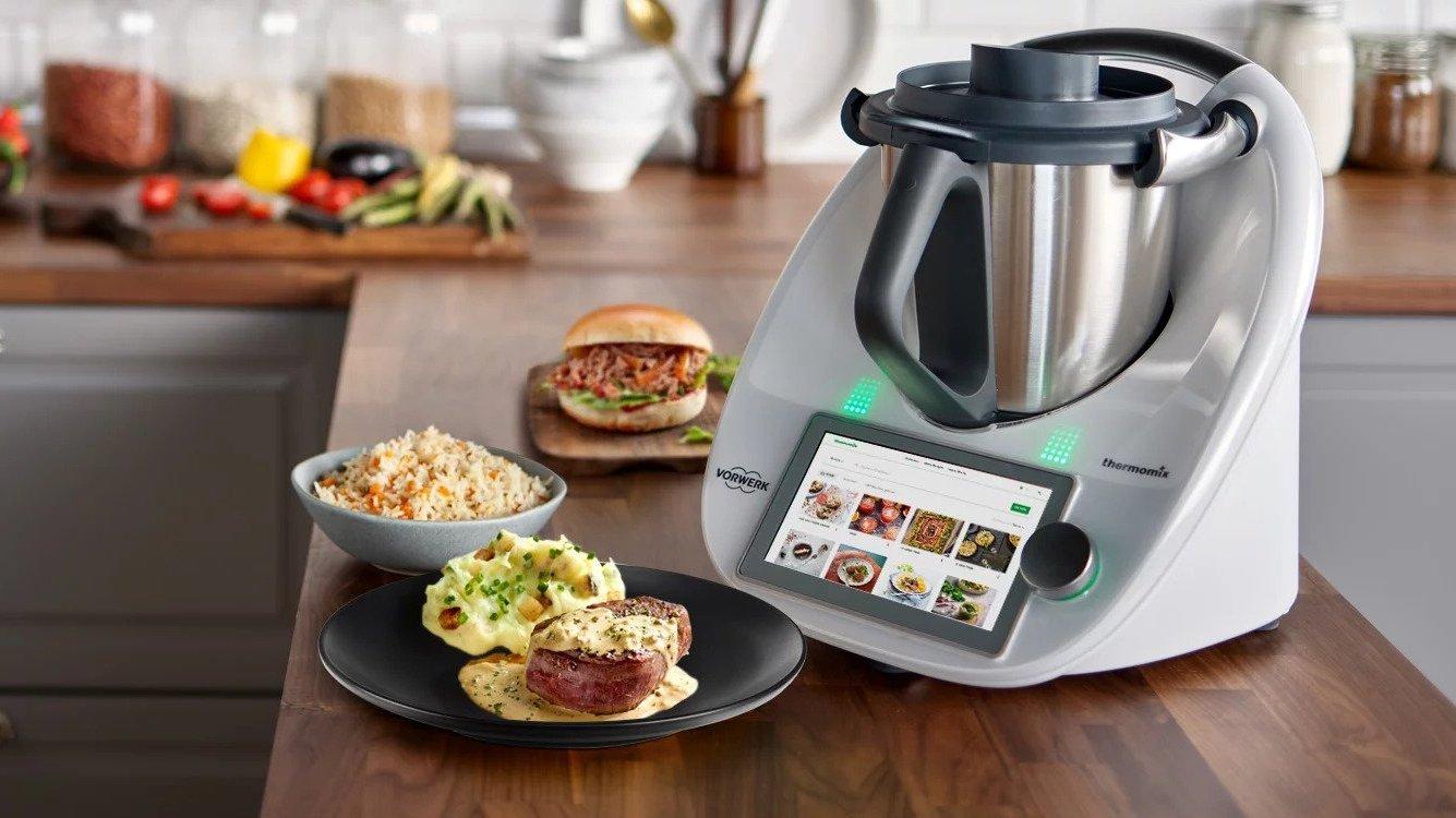 Quigg Küchenmaschine Mit Kochfunktion Und Wlan 2021