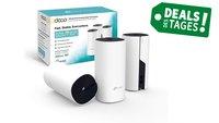 WLAN im ganzen Haus: TP-Link Mesh-Wifi-Set mit Powerline 20 % günstiger – Deal des Tages