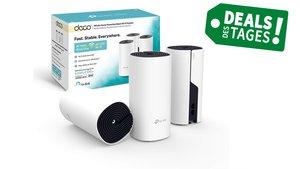 WLAN im ganzen Haus: Mesh-Wifi-Set mit Powerline 20 % günstiger