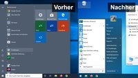 Windows 10 wie Windows 7 aussehen lassen – so geht's
