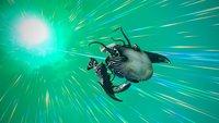 Bizarres No Man's Sky-Update lässt euch lebendige Raumschiffe züchten