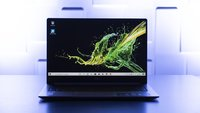 Das Acer Swift 3 mit UHD-Grafik im Test: Perfekt für unterwegs