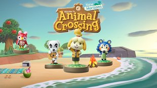Animal Crossing New Horizons: Alle kompatiblen Amiibo-Figuren