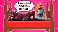 Fortnite: Deadpool-Skin freischalten - Filzstift & Plakate finden