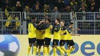 Fußball heute: Borussia Dortmund – PSG im Live-Stream und TV – Champions League