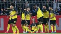 Fußball heute: PSG – Borussia Dortmund im Live-Stream und TV – Champions-League-Rückspiel