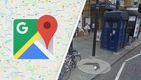 Googles geniale Easter Eggs: Google Maps birgt 9 Überraschungen