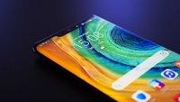 Preis des Huawei Mate 40 Pro überrascht: Amazon hat ihn schon enthüllt