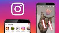 Instagram: Story erstellen – alle Funktionen und Sticker erklärt