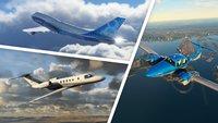 Microsoft Flight Simulator (2020): Alle Flugzeuge mit Liste bestätigter Modelle