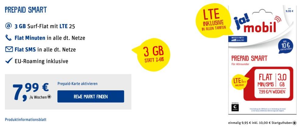Rewe 750 Euro Sms