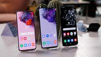 Samsung Galaxy S20 (Plus/Ultra) kaufen: Mit und ohne Vertrag – die besten Angebote