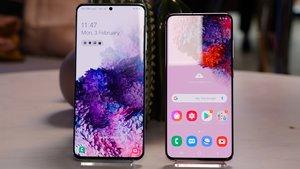 Samsung Galaxy S20: Release, Preis, technische Daten, Bilder und Video