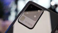 Samsung Galaxy S20 Ultra: Alle technischen Details