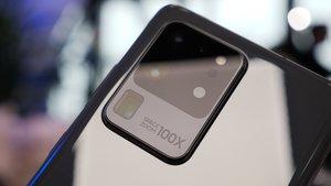 Samsung Galaxy S20 Ultra: Dieses Ergebnis überrascht doch sehr