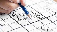 Sudoku – so funktioniert das Logikrätsel