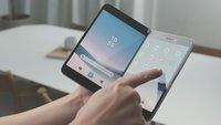 Surface Duo: Neue Details zum Android-Handy mit Doppel-Display von Microsoft geleakt
