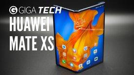 Huawei Mate Xs im Hands-On: Faszinier...