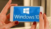 Windows 10 auf dem Smartphone: Dieses Handy könnte den Traum wahr machen