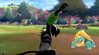 Pokémon Schwert & Schild: Neues Mysteriöses Pokémon Zarude im Video