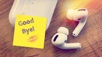 Adieu AirPods: Hey Apple, Geiz ist manchmal doch geil