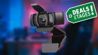 Beliebte Streaming-Webcam zum Knallerpreis: Logitech C920s günstig im Angebot