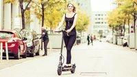 Ab heute bei Lidl: E-Scooter zum Hammerpreis wieder erhältlich
