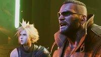 Final Fantasy 7 Remake: Macht schon mal die Festplatte frei - so groß wird das Spiel