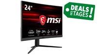 Gaming-Monitor von MSI: 144 Hz für unter 175 Euro – Deal des Tages