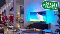 TV-Kracher: Philips OLED-Fernseher mit Ambilight, 4K und HDR reduziert – Deal des Tages