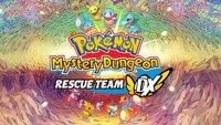 Pokémon Mystery Dungeon: Retterteam DX – Mehrere Trailer zur Neuauflage