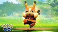 Pokémon GO: Wrestler-Pikachu - so werdet ihr es bekommen