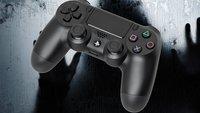PlayStation 4: Controller wird von Zombie-Spiel verflucht
