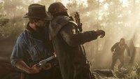 Red Dead Redemption 2: Mysteriöser Fall – NPC eilt Spieler zur Hilfe