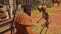 Red Dead Online: Zweiköpfige Skelette terrorisieren die Spieler