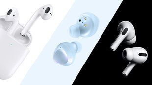 Samsung Galaxy Buds Plus vs. Apple AirPods (Pro): True-Wireless-Kopfhörer im Vergleich