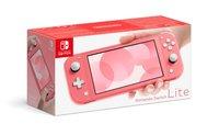 Rosa Nintendo Switch Lite bald auch in Deutschland erhältlich