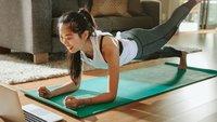 Online-Fitness kostenlos: Mit diesen Apps übersteht ihr die Corona-Quarantäne