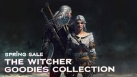 GOG: Großer Spring Sale inklusive The Witcher-Goodie-Pack