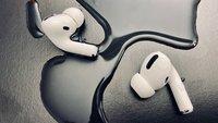 Schwarze AirPods: Apple-Konkurrent kopiert In-Ear-Kopfhörer