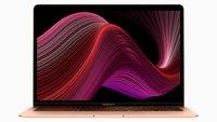 MacBook Air: Apple stellt deutlich verbessertes Modell vor