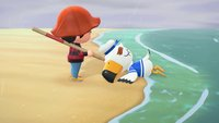 Animal Crossing - New Horizons: Fernsprecher-Teile für Gulliver finden