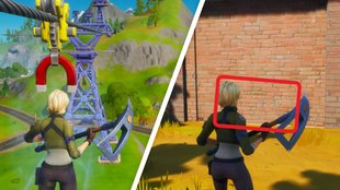 Fortnite: Steamy Stacks, Seilrutsche & Geheimgang - Fundorte