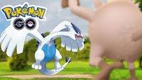 Pokémon GO: Lugia im Raid kontern und besiegen