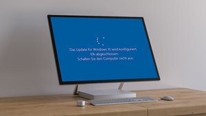 Windows 10: Warum man vom neuen Update lieber die Finger lassen sollte